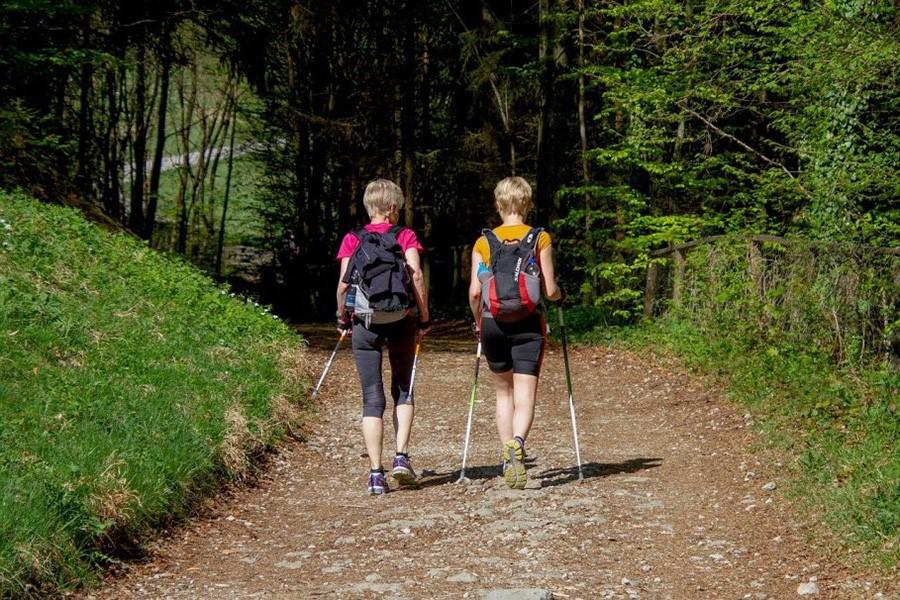 Pratiquer de la randonnée en cas de maux de genoux : les bons gestes à adopter