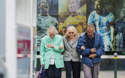 5 façons pour les personnes âgées d'accroître leur mobilité