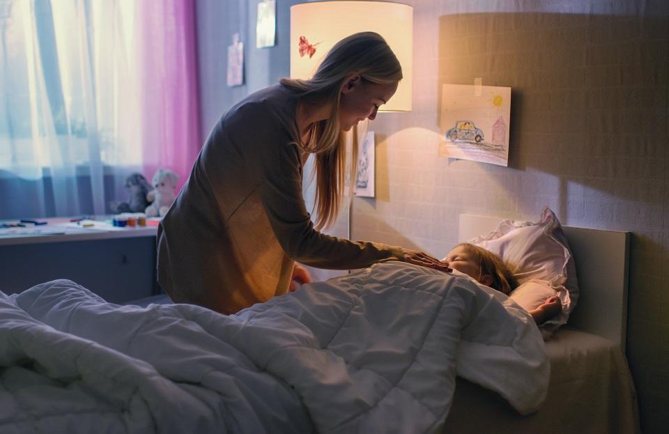 Comment faire dormir votre enfant dans son lit ?